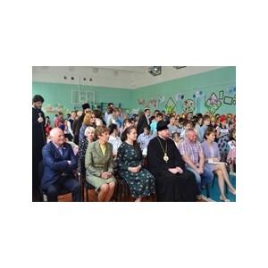 Viessmann выступил партнером благотворительной ¤рмарки школы-интерната в 'абаровске