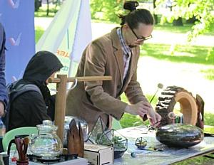 Активисты ОНФ в Ленинградской области приняли участие в фестивале «Императорские сады России»