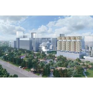На месте промзоны «Кирпичные улицы» Москвы появится общественно-жилая застройка
