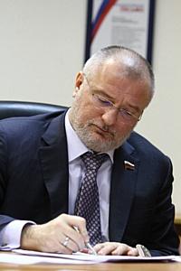 Сенатор Андрей Клишас провел встречу с деловыми кругами Заполярья.
