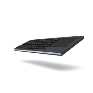 Новая клавиатура Logitech c подсветкой клавиш для комфортного использования даже в темноте