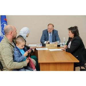За помощью к депутату Вадиму Супикову обратилось 34 человека