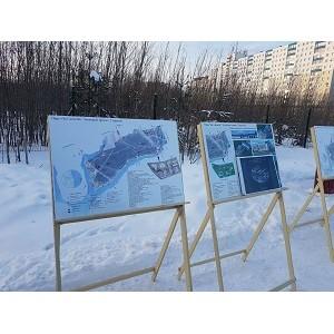 ОНФ в Югре выступил в роли общественных наблюдателей при выборе концепции парка «За Саймой»