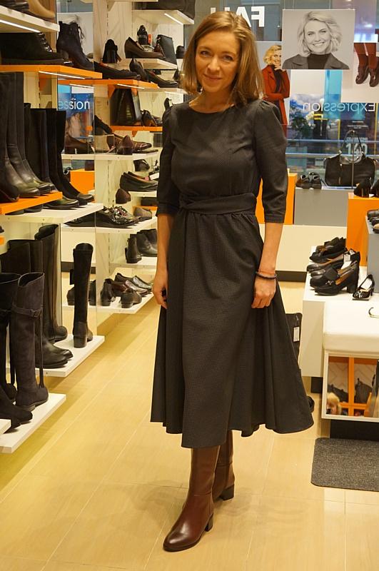 Серафима Низовская не шопоголик, но в покупках знает толк