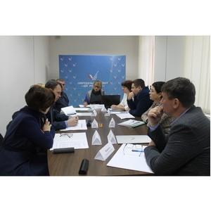 Вологодские активисты ОНФ выработали предложения по реконструкции перинатального центра