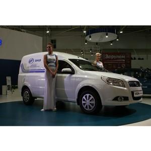 Международный автосалон SIA'2013: посетите стенд ЗАЗ!