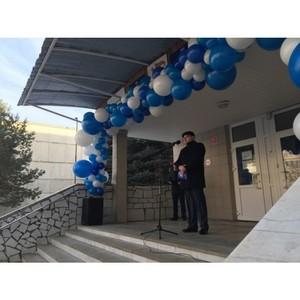 Состоялось открытие первой вывески на Ассоциированной школе СоюзМаш России