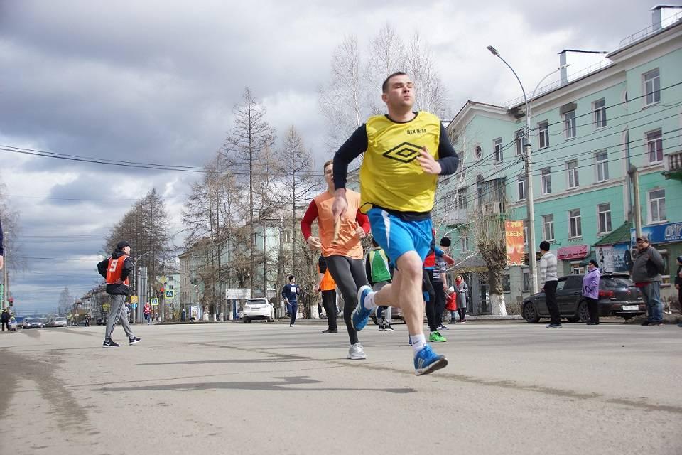 Легкоатлетическая эстафета на приз газеты «Трудовая вахта» - 2018