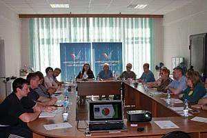 Активисты ОНФ в Коми обсудили проблемы вывоза мусора в частном секторе, дачных и гаражных обществах