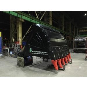 «Кемеровохиммаш» готов к качественному капитальному ремонту горношахтной техники