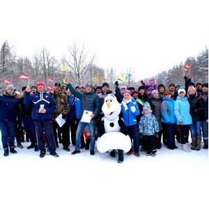 «День здоровья» на «Мордовцементе»: укрепляем корпоративный дух