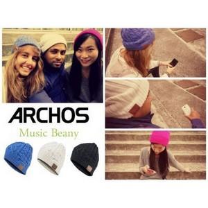 Archos представл¤ет Music Beany Ц стильную Ђмузыкальнуюї шапочку