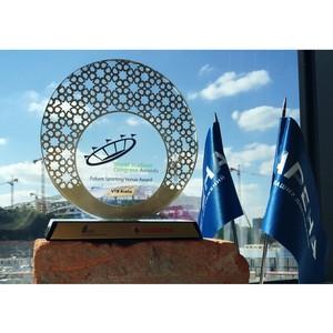 «ВТБ Арена» получила награду как стадион будущего