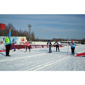 В Рязаньэнерго состоялась лыжная гонка среди сотрудников