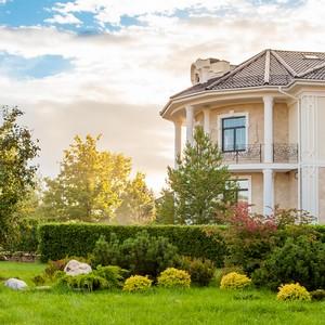 Продажи элитных загородных домов снизились на 20% в I квартале