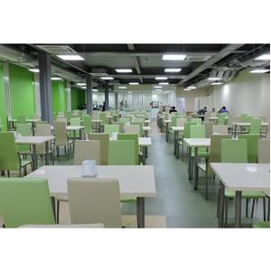 Компания Food Project открыла в БЦ «Симонов Плаза» кафе и столовую