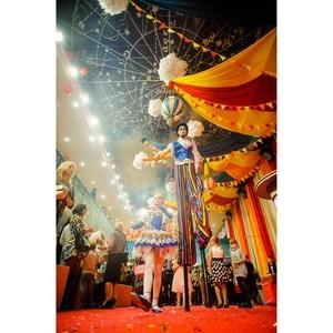 Цирковые шоу в ТРЦ «Афимолл Сити»