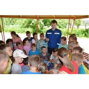 Ѕолее 70 детей сотрудников остромаэнерго отдохнут этим летом в оздоровительных лагер¤х
