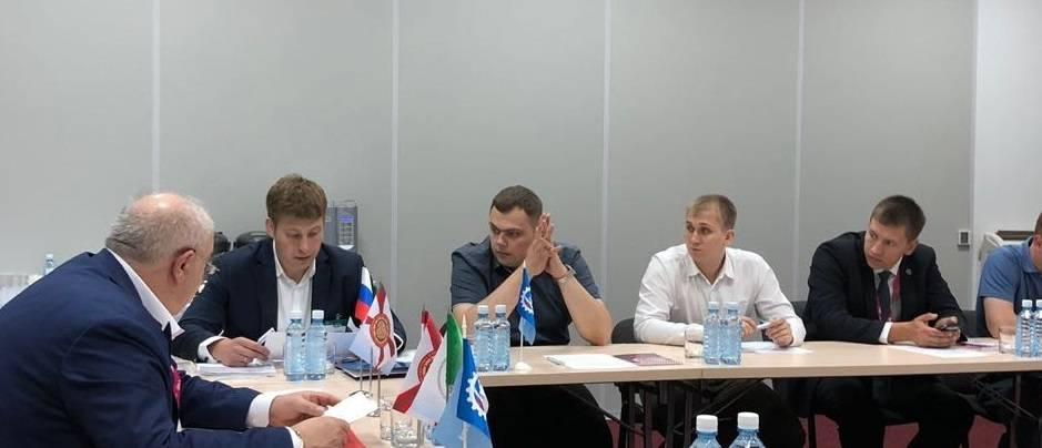 Заседание Совета молодых ученых  и специалистов на ИННОПРОМ-2018