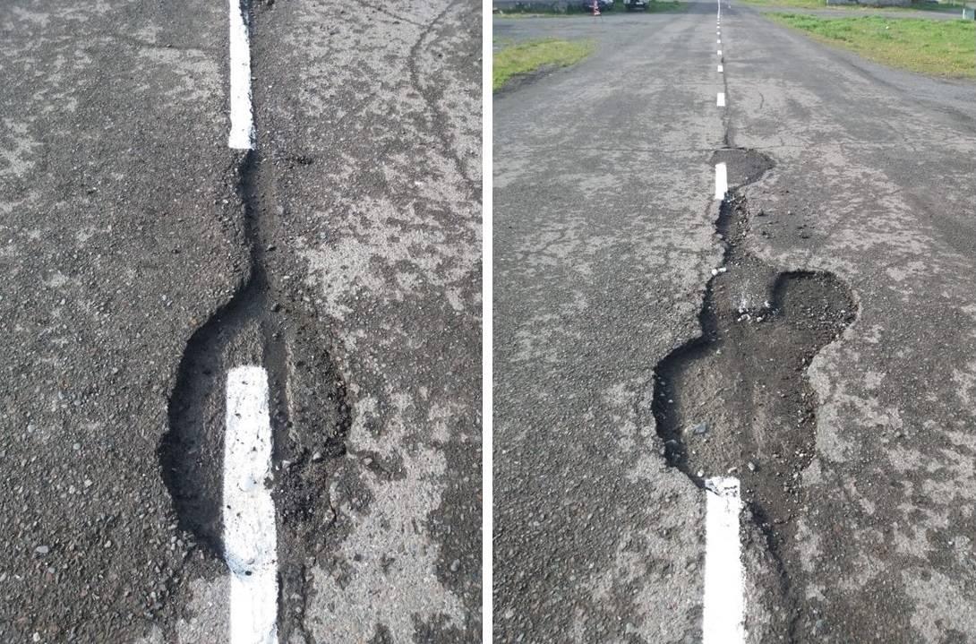 По сигналу ОНФ администрацию Усть-Камчатска оштрафовали за ненадлежащее содержание дорог