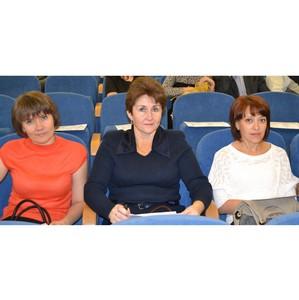 Специалисты Кадастровой палаты приняли участие в авторском консультативном семинаре