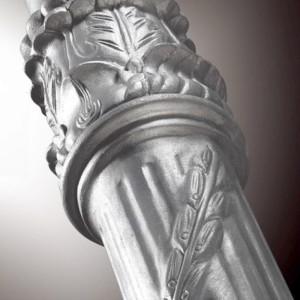 Алюминиевые опоры для систем наружного освещения обладают прекрасными техническими характеристиками