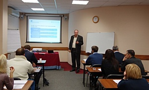 Генеральный директор «Очаковской Логистической Компании» выступил на семинаре «Поставщик»