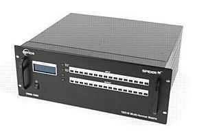 KvmPortal Представляет OMM-1000 - Оптический Модульный Матричный Маршрутизатор