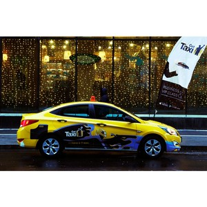 Работа в такси на собственном автомобиле