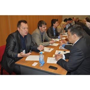 Уральские предприниматели покорили столицу