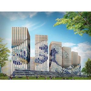 ЖК «Эталон-Сити» поймает «Большую волну» Хокусая