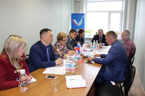 Активисты ОНФ на Камчатке провели совещание по проблемам обращения с отходами