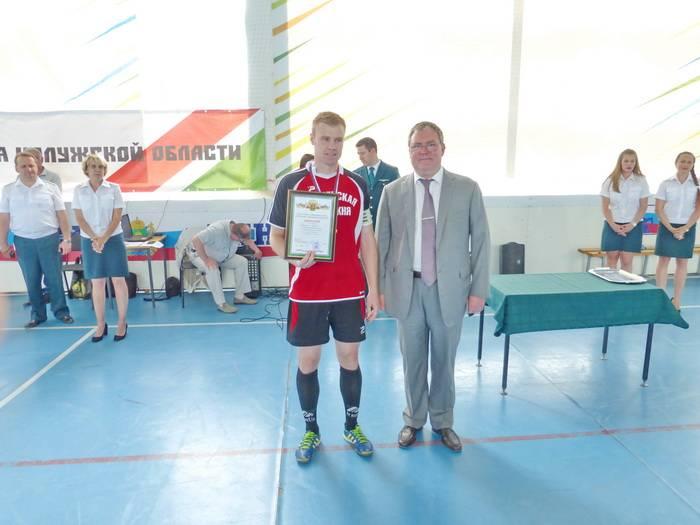 Команда Смоленской таможни - чемпион таможенных органов ЦФО по мини-футболу