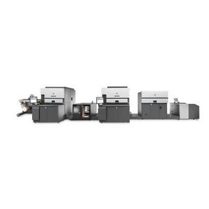 HP Inc. представляет самую высокопроизводительную машину для печати этикеток