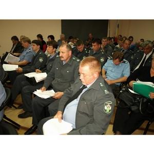 Об итогах взаимодействия с ТУ Россельхознадзора в сфере земельных отношений за 8 месяцев 2017 года
