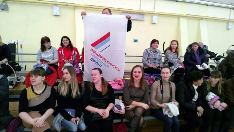 Активисты ОНФ в Мордовии провели турнир по гимнастике и приняли участие в «Лыжне России»