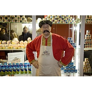 ƒелова¤ программа WorldFood Moscow 2012 в этом году традиционно разнообразна
