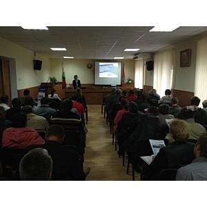 Компания «ДеЛаваль» провела цикл семинаров, посвященных проблемам кормления КРС