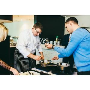 Radisson Kaliningrad провел презентацию нового шеф-повара и кулинарный мастер-класс