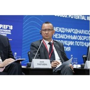 На ПМЭФ президент компании «Балтика» рассказал о рисках развития нелегального рынка пива