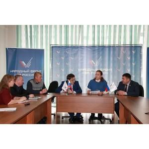 На площадке ОНФ в Коми обсудили проблемы сохранения рыбных ресурсов реки Печора