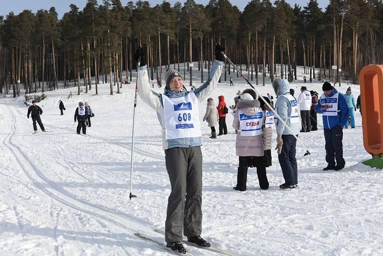 Заводчане закрыли зимний лыжный сезон