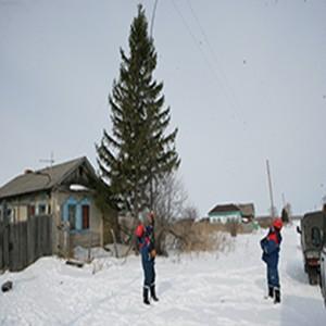 В Омской области украли 4,6 млн киловатт-часов электроэнергии