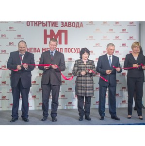 Программа импортозамещения в действии: в Санкт-Петербурге открылся новый завод