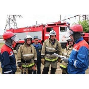 Энергетики «Россети Центр и Приволжье» приняли участие в учениях в Рязанской области
