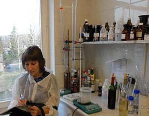 Обучение в Литовском Национальном институте оценки риска продовольствия и ветеринарии