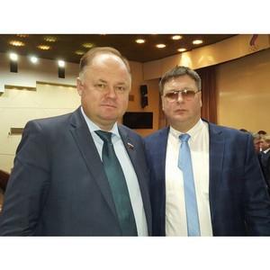 Вадим Супиков принял участие в работе конференции Федерации бокса России