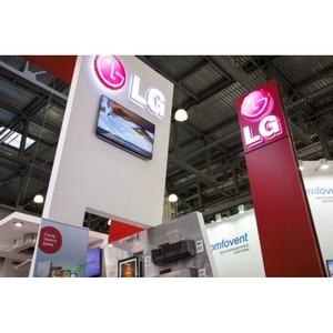 "LG Electronics представила новинки года на выставке ""Мир климата-2015"""