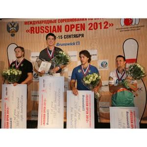 Турнир по боулингу Russian Open выиграл американец