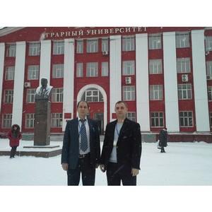Белгородские инновации для АПК Алтайского края